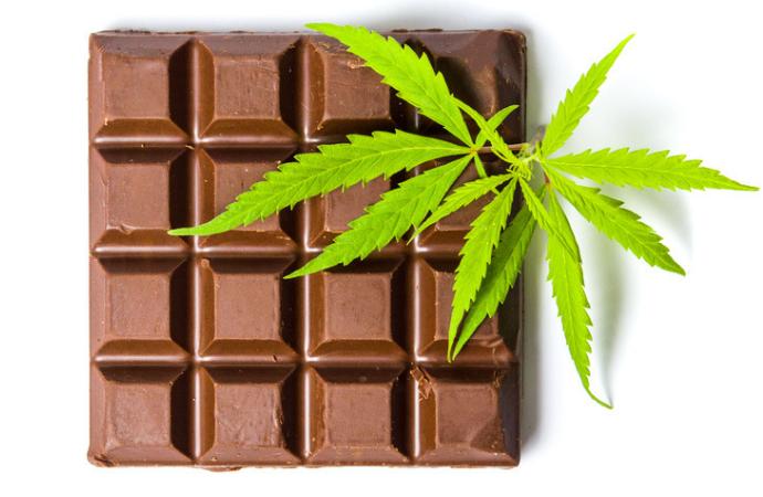 Marijuana Chocolate Benefits