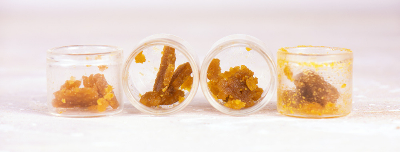 Types of Cannabis Concentrates crumble