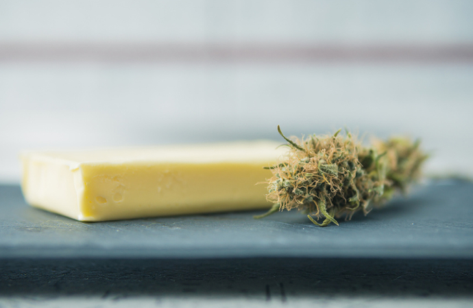 How to Make Cannabutter for Your Favorite Edibles