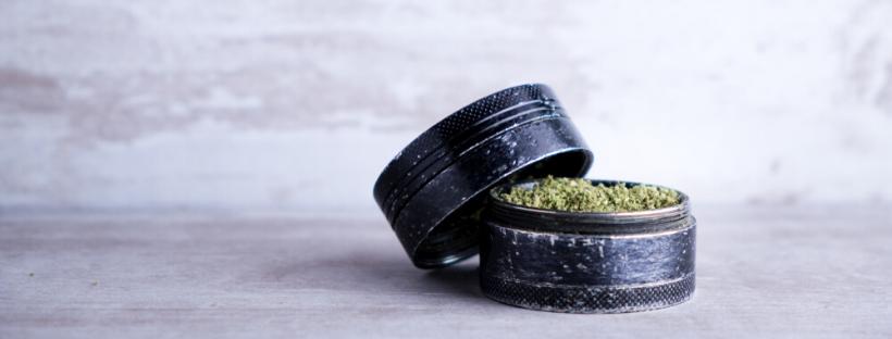 What Are Marijuana Grinders