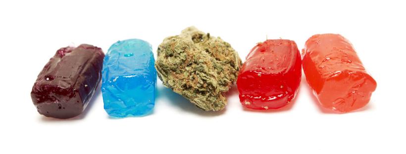 How To Use Marijuana Hard Candy
