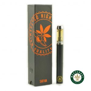 Buy So High Extracts Sativa Disposable Pen