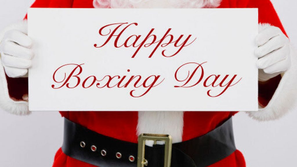 West Coast Cannabis Boxing Day Sale! Happy Holidays
