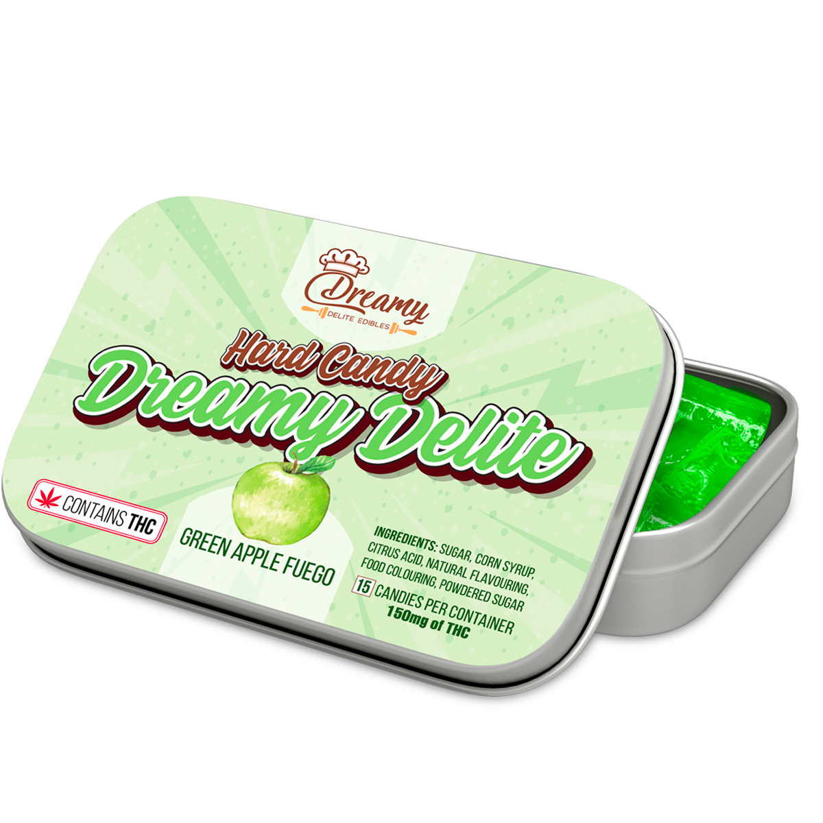 dreamy delite stoney rancher green apple