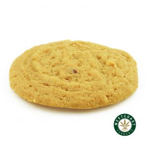 Buy Get Wreck Edibles Peanut Butter Crunch Cookies at Wccannabis Online Shop