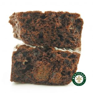 Buy Get Wrecked Edibles White Chocolate Brownie at Wccannabis Online Shop