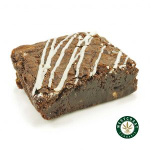 Buy Get Wrecked Edibles Chocolate S'mores Brownie at Wccannabis Online Shop