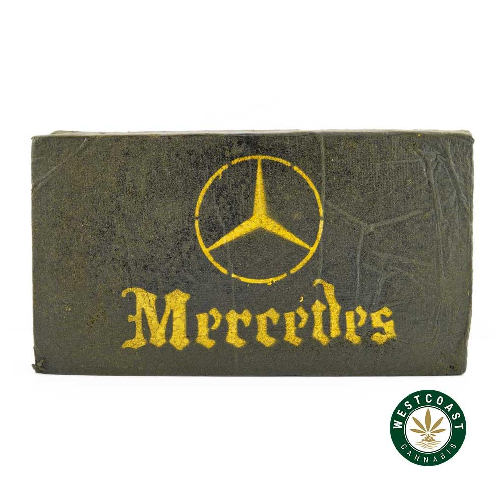 Buy Mercedes Hash at Wccannabis Online Shop