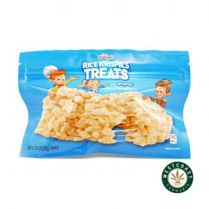 Buy Rice Krispies Original 600mg THC at Wccannabis Online Shop